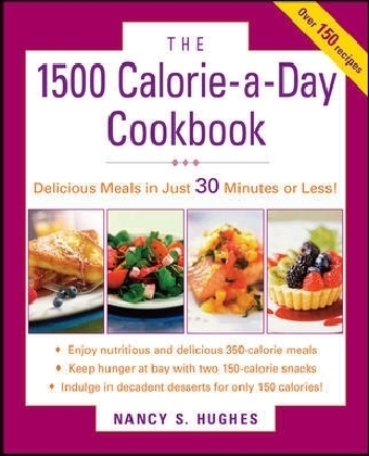 1500-Calorie-a-Day Cookbook