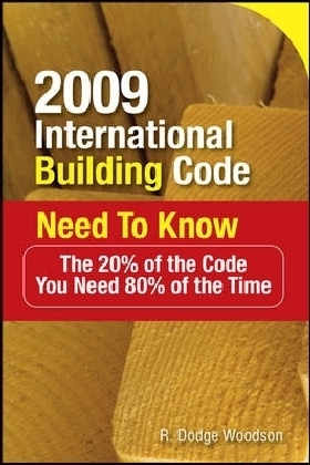 2009 International Building Code Need to Know