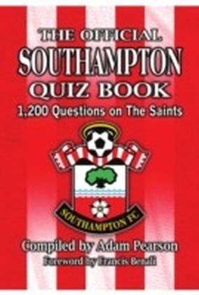 Official Southampton FC Quiz Book