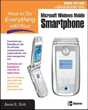 How to Do Everything with Your Smartphone, Windows Mobile Edition