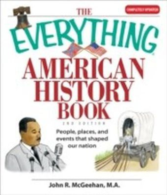 Everything American History Book