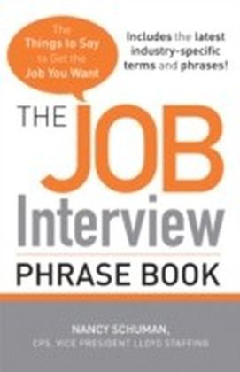 Job Interview Phrase Book