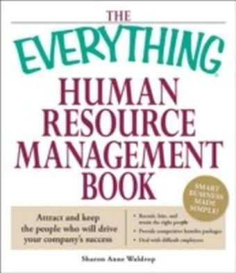 Everything Human Resource Management Book