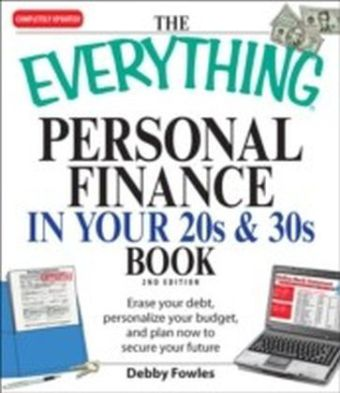 Everything Personal Finance in Your 20s and 30s
