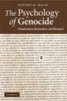 Psychology of Genocide