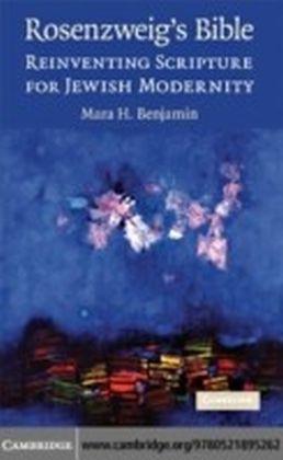 Rosenzweig's Bible