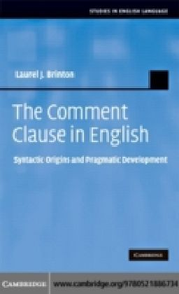 Comment Clause in English