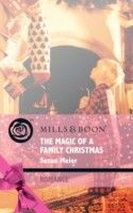 Magic of a Family Christmas (Mills & Boon Romance) (Christmas Treats - Book 4)