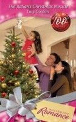 Italian's Christmas Miracle (Mills & Boon Romance) (Heart to Heart - Book 21)