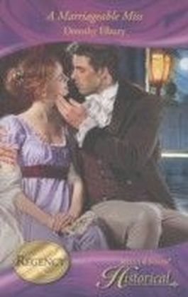 Marriageable Miss (Mills & Boon Historical)