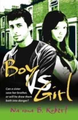 Boy vs. Girl (Adobe Ebook)