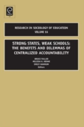 Strong States, Weak Schools