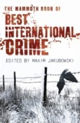 Mammoth Book Best International Crime