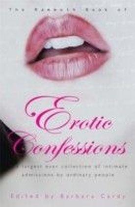Mammoth Book of Erotic Confessions