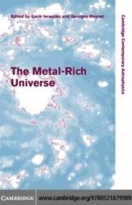 Metal-Rich Universe