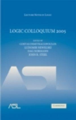 Logic Colloquium 2005