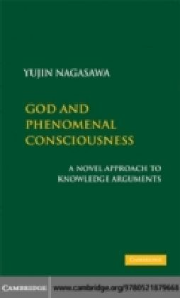 God and Phenomenal Consciousness