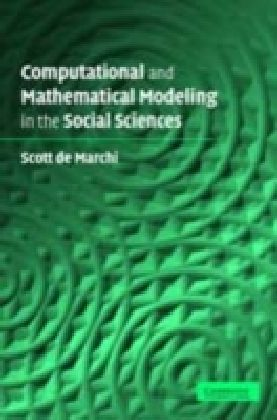 Computational and Mathematical Modeling in the Social Sciences