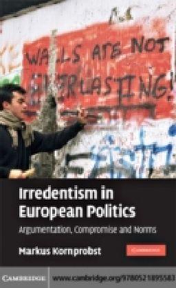 Irredentism in European Politics