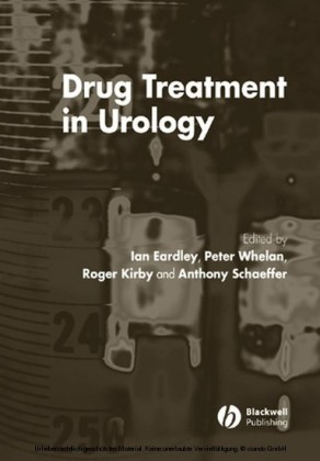 Drug Treatment in Urology
