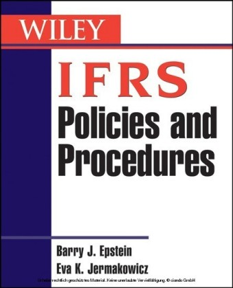 IFRS Policies and Procedures,