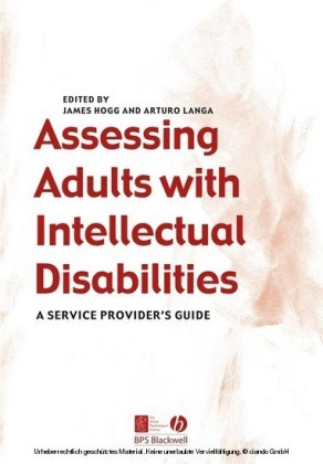 Assessing Adults with Intellectual Disabilities