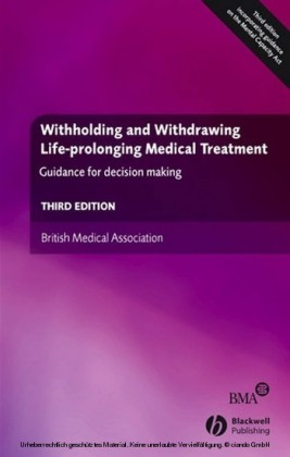Withholding and Withdrawing Life-prolonging Medical Treatment