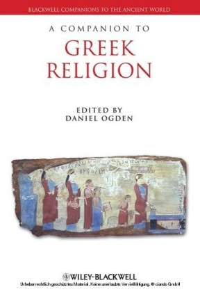 A Companion to Greek Religion