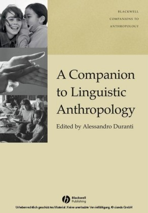 Companion to Linguistic Anthropology