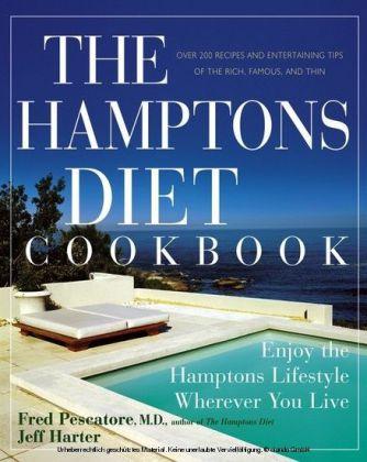The Hamptons Diet Cookbook