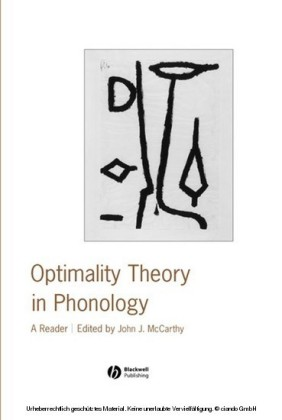 Optimality Theory in Phonology