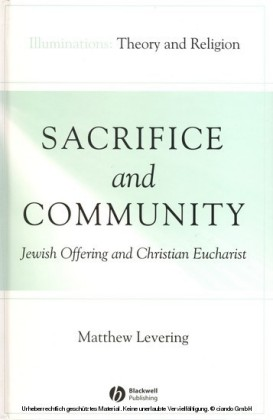Sacrifice and Community