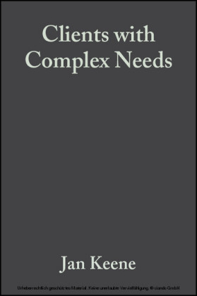 Clients with Complex Needs