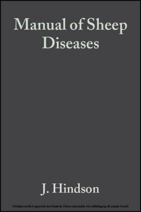 Manual of Sheep Diseases