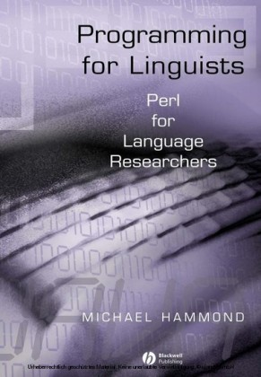 Programming for Linguists