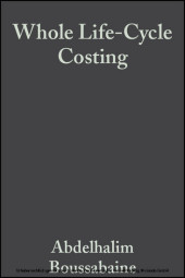 Whole Life-Cycle Costing