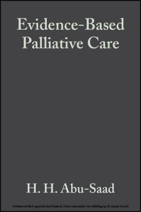 Evidence-Based Palliative Care