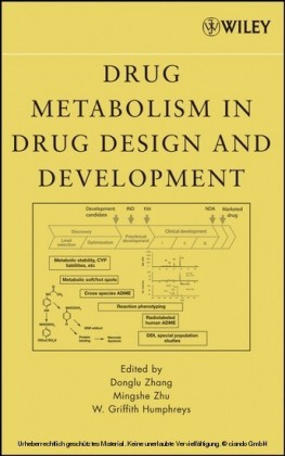 Drug Metabolism in Drug Design and Development,