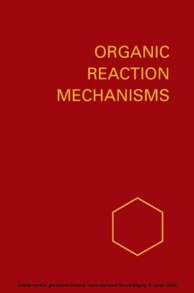 Organic Reaction Mechanisms, 1965