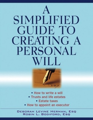 A Simplified Guide to Creating a Personal Will