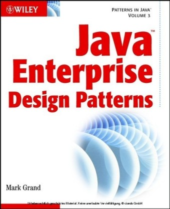 Java Enterprise Design Patterns