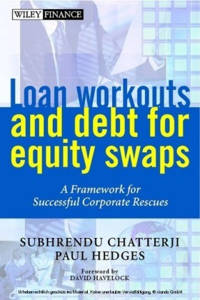 Loan Workouts and Debt for Equity Swaps