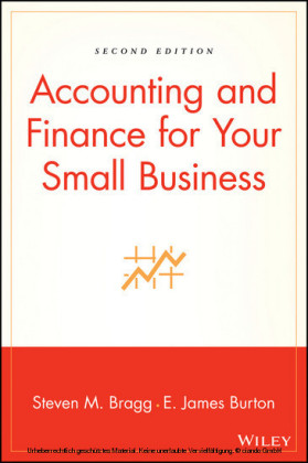 Accounting and Finance for Your Small Business,