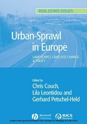 Urban Sprawl in Europe