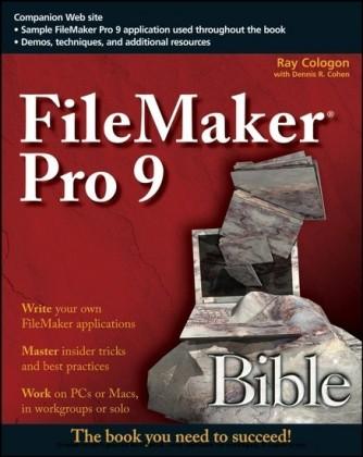 FileMaker Pro 9 Bible
