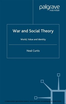 War and Social Theory