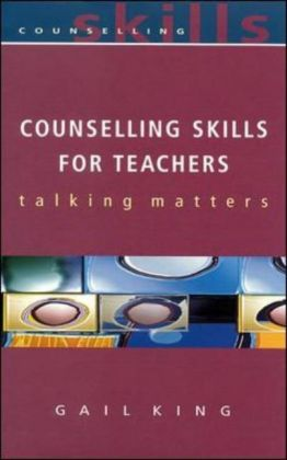 Counselling Skills For Teachers