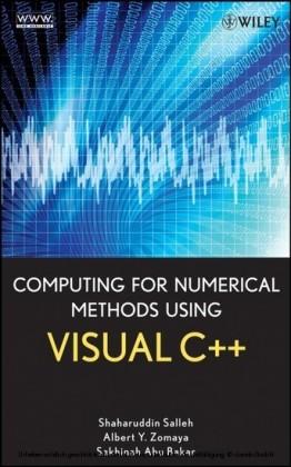Computing for Numerical Methods Using Visual C++