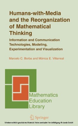 Humans-with-Media and the Reorganization of Mathematical Thinking