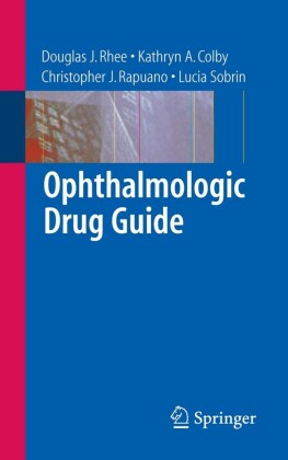 Ophthalmologic Drug Guide